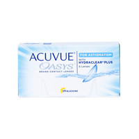 Acuvue OASYS for Astigmatism with Hydraclear Plus (6 линз)