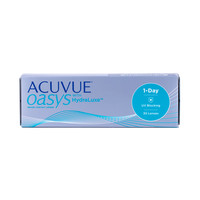 Acuvue OASYS 1 Day with HydraLuxe (30 линз)